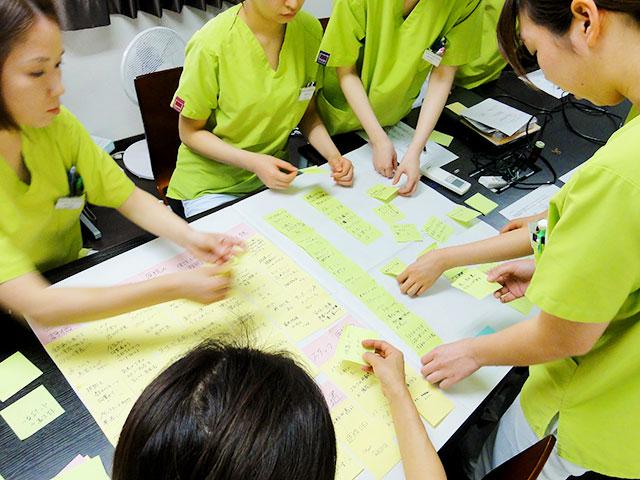 DH業務の計画 株式会社ユアプロジェクト 歯科医院のための人財開発コンサルティング