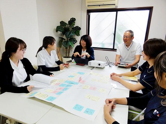 ミーティング 株式会社ユアプロジェクト 歯科医院のための人財開発コンサルティング