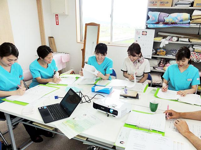 院内研修 株式会社ユアプロジェクト 歯科医院のための人財開発コンサルティング